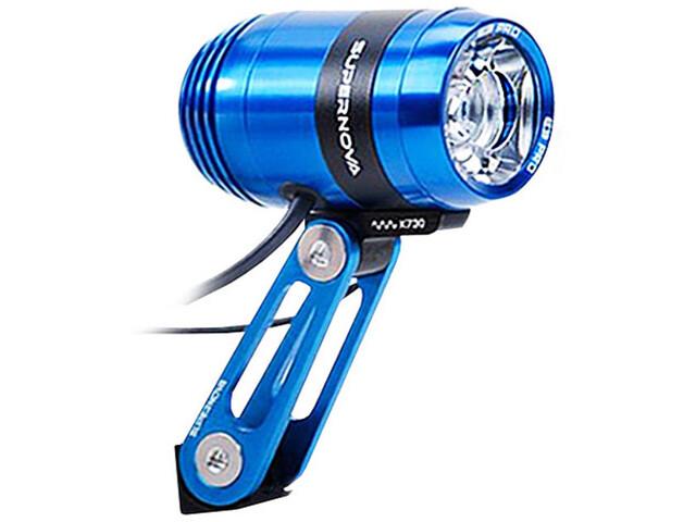 Supernova E3 Pro 2 Front Lighting blue